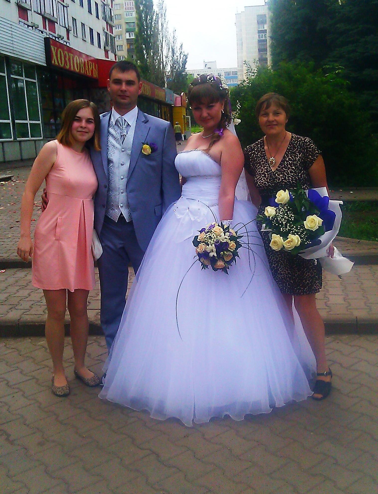 Свадьба Светы и Володи