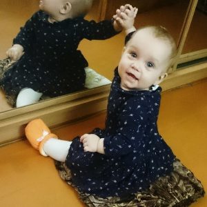 Маленькая Алевтина