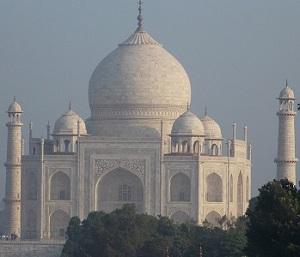 Индия. День 4. Агра, Таджмахал, Агра-форт, посадка на поезд