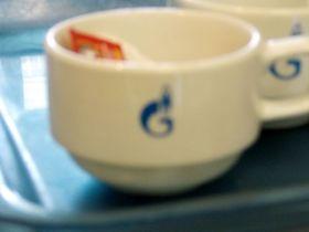 В столовой Газпрома