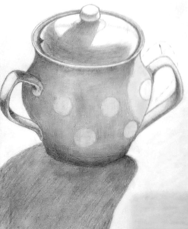 Рисунок - Сахарница