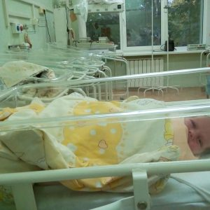 17 детская больница, Уфа. Отделение поталогии новорожденных