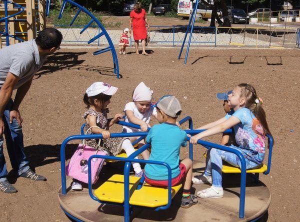 Площадка Baby Land | Бэби Лэнд Частный детский сад