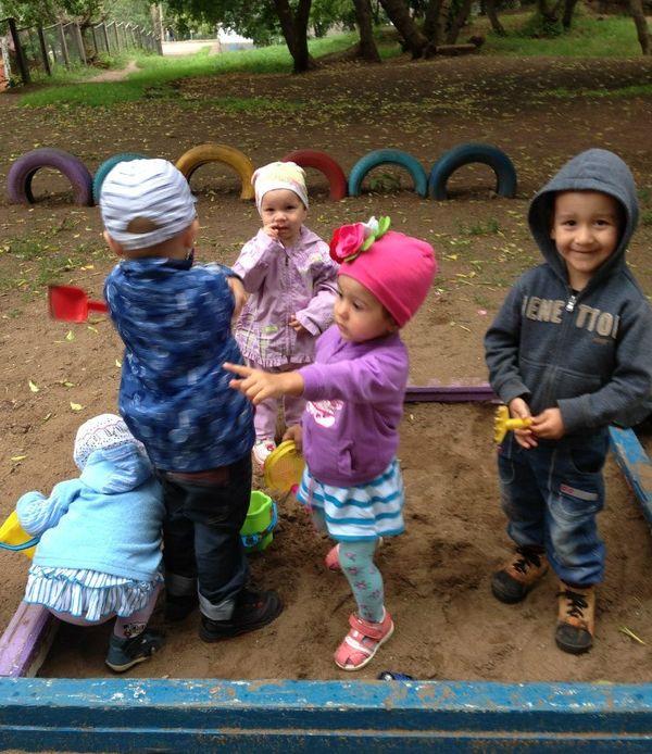 Частный детский сад Класс площадка