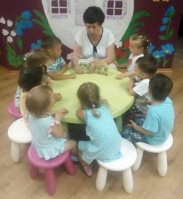 Частный детский сад Little Kids
