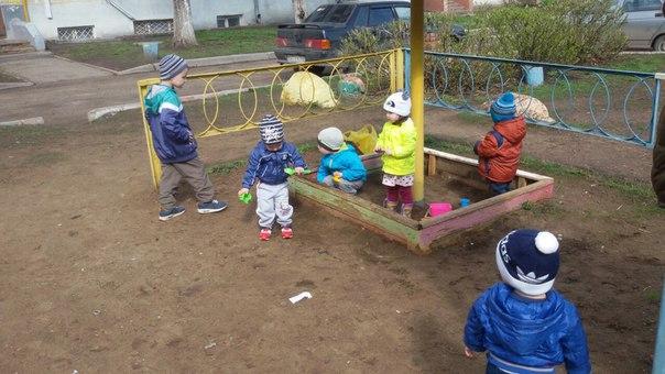 Площадка Little Kids частный детский сад