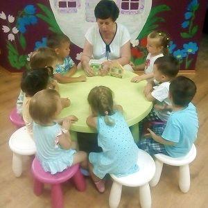 Частный детский сад на бульваре славы
