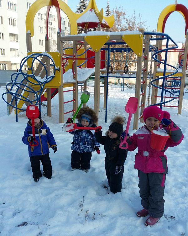 Частный детский сад Солнышко площадка